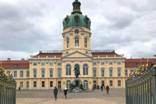 Germany 2009, 2019-Berlin 2019-04-Tourism-Charlottenburg Palace-41 COVER