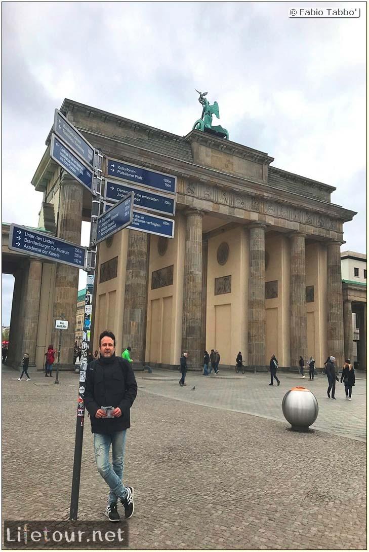 Germany-Tourism-Brandenburg Gate-50 COVER