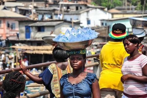 Ghana -Central Region-Elmina-City-10117 COVER