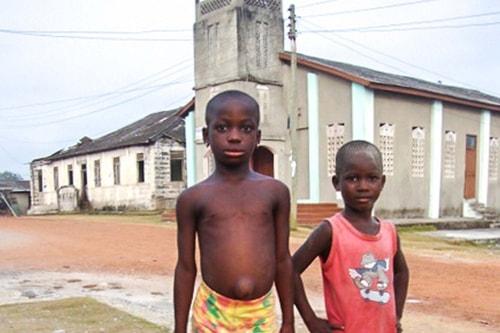 Ghana -Western region-Beyin-Fort Appolonia-1208 COVER