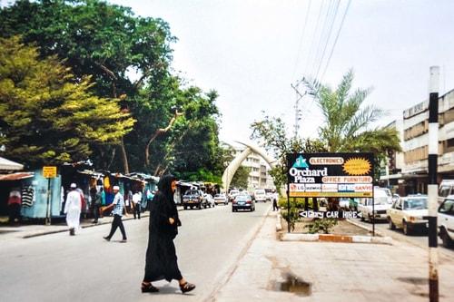Kenya -Mombasa-City center-12755 COVER