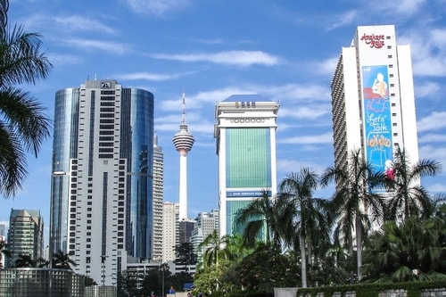 Malaysia -Kuala Lumpur-City center-20675 COVER