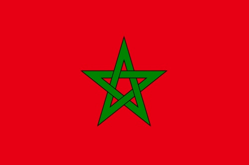 Marocco flag