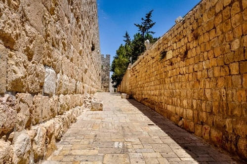 Israel-Jerusalem-Tourism-Old-City-City-Walls-of-Jerusalem-By-day-9638 COVER