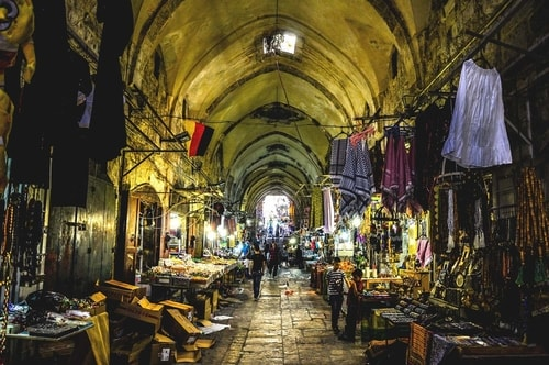 Israel-Jerusalem-Tourism-Old-City-Muslim-Quarter-Markets-3124 COVER