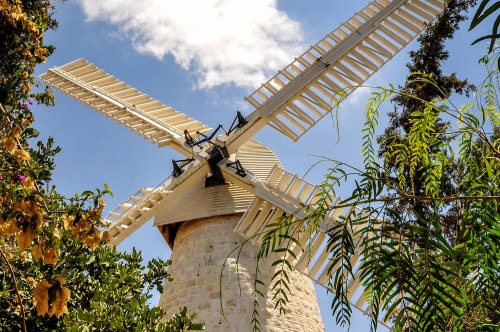 Israel-Jerusalem-Tourism-Yemin-Moshe-Montefiore-Windmill-8440 COVER