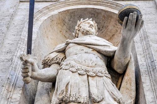 Italy-Rome-Centro-Storico-Chiesa-di-San-Luigi-dei-Francesi-1061 COVER