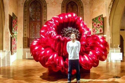 Italy -Veneto-Venice-Biennale Exposition 2013-Esposizione AnaTsarev-14238 COVER