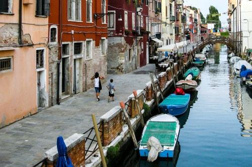 Italy -Veneto-Venice-Castello-Other Castello pictures-14595 COVER