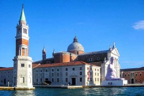 Italy -Veneto-Venice-Isola San Giorgio-Chiesa di San Giorgio Maggiore-14469 COVER