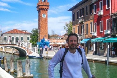 Italy -Veneto-Venice-Murano-Chiesa San Pietro Martire-14334 COVER