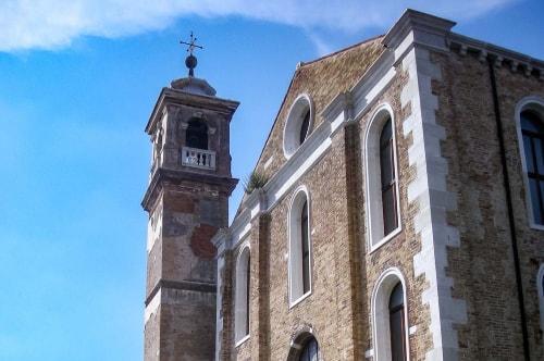 Italy -Veneto-Venice-Murano-Chiesa Santa Maria degli Angeli-14367 COVER
