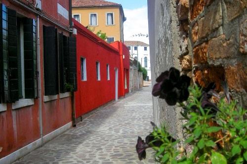 Italy -Veneto-Venice-Murano-Other pictures Murano-14353 COVER