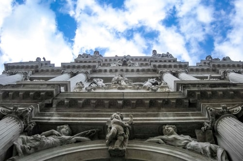 Italy -Veneto-Venice-San Marco-Chiesa San Mose'-14293 COVER
