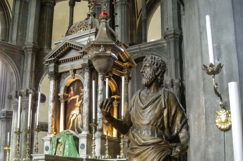 Italy -Veneto-Venice-San Marco-Chiesa di San Zaccaria-14276 COVER