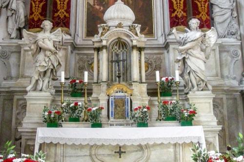 Italy -Veneto-Venice-San Marco-Chiesa di Santa Maria della Pieta'-14206 COVER