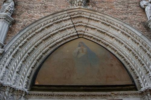 Italy -Veneto-Venice-Santa Croce-San Polo-I Frari-13797 COVER