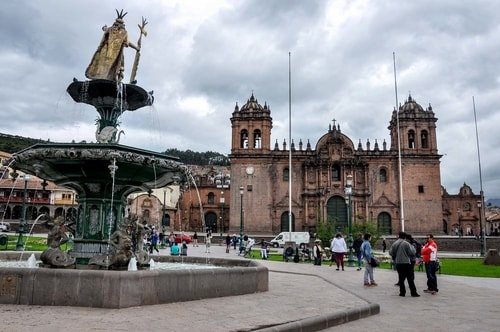 Peru-Cusco-Plaza-De-Armas-5106 COVER