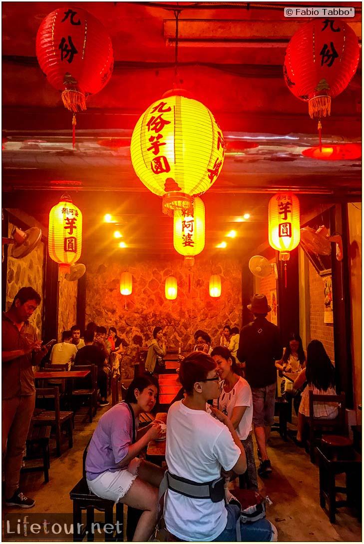 Taiwan 2018-Jiufen-Jiufen Old Street-108