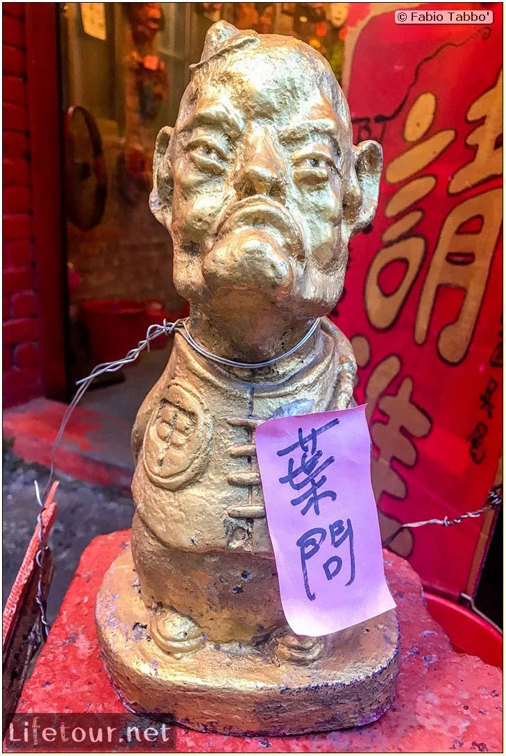 Taiwan 2018-Jiufen-Jiufen Old Street-114