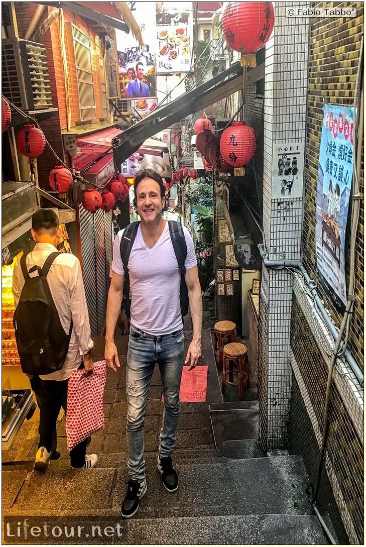 Taiwan 2018-Jiufen-Jiufen Old Street-116