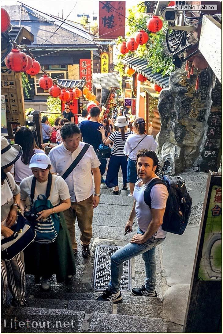 Taiwan 2018-Jiufen-Jiufen Old Street-121