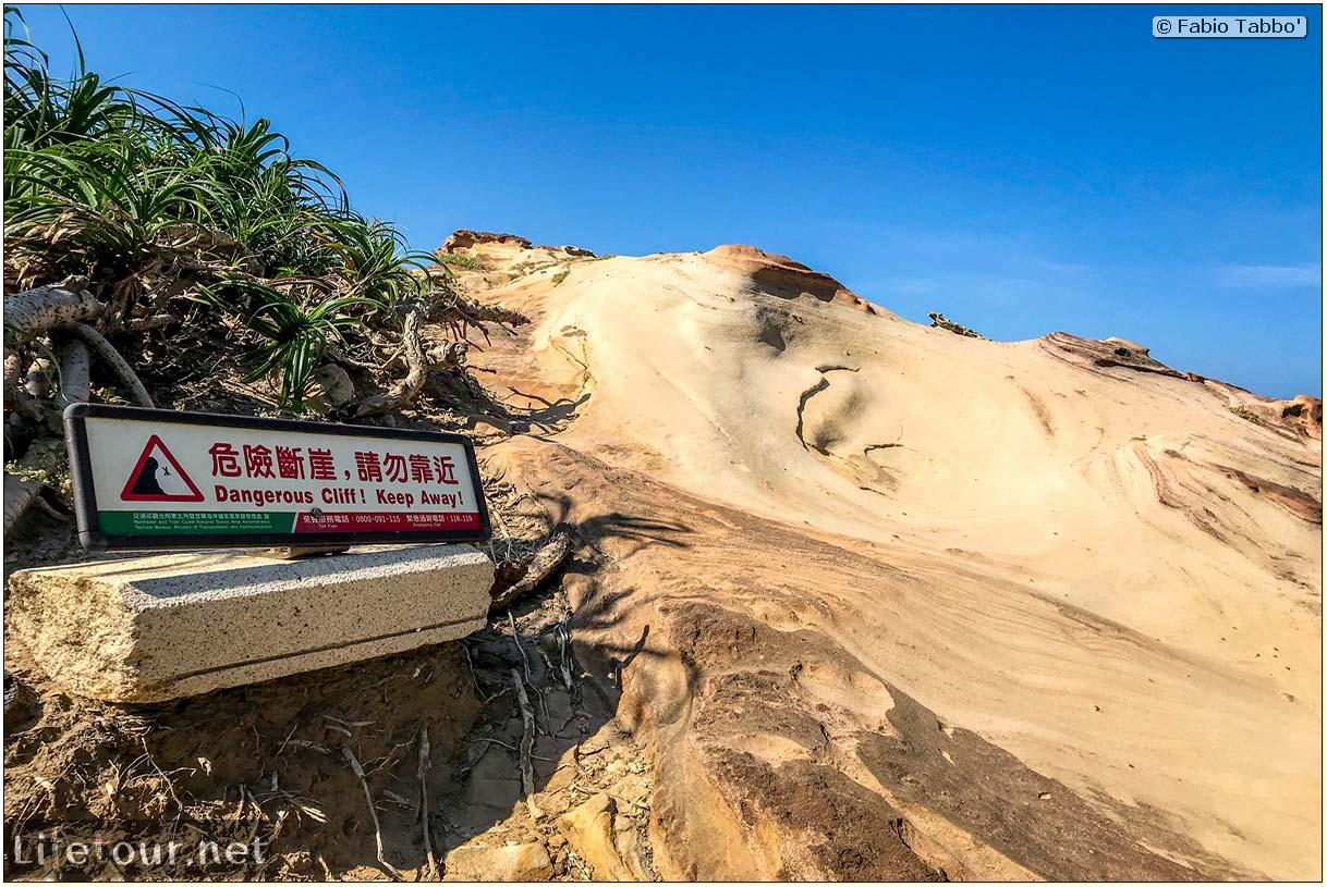 Taiwan 2018-Jiufen-Nanya Rock Formations-102