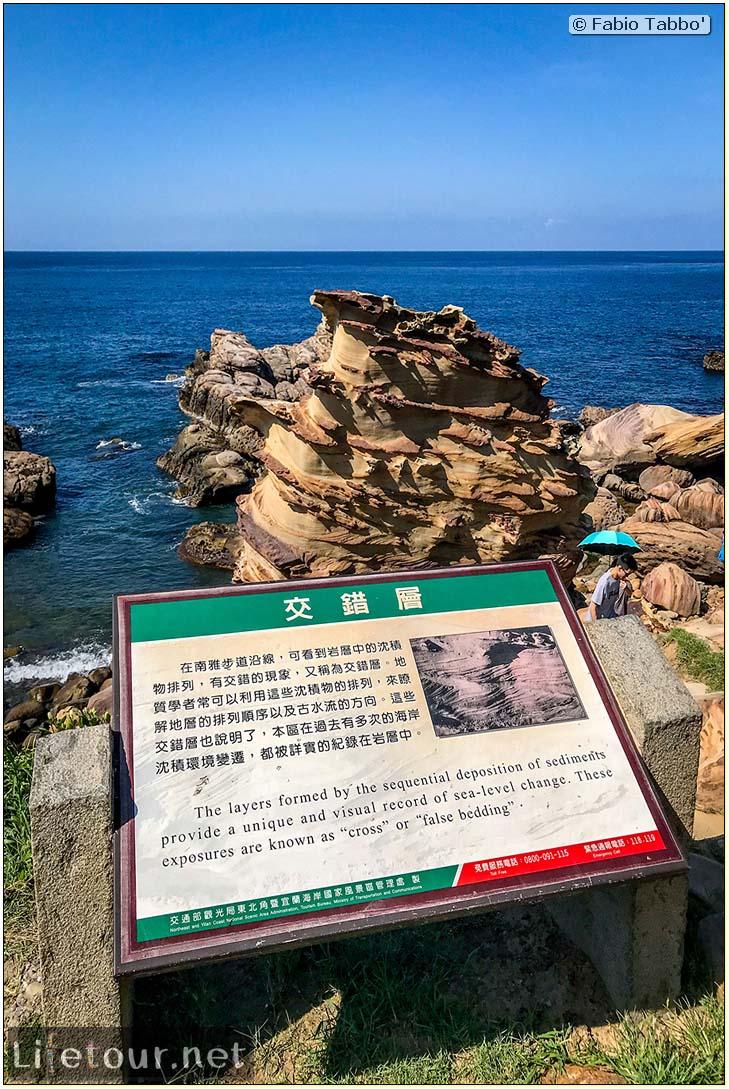 Taiwan 2018-Jiufen-Nanya Rock Formations-95