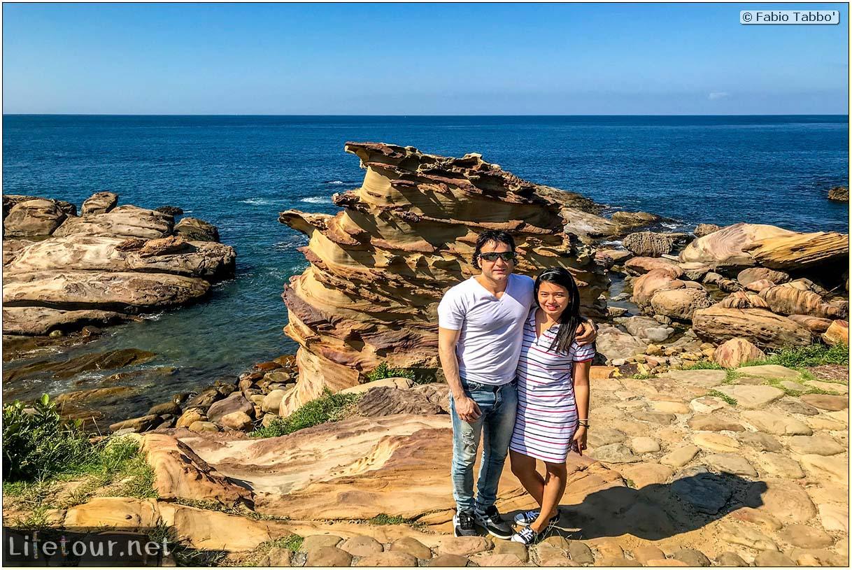 Taiwan 2018-Jiufen-Nanya Rock Formations-96