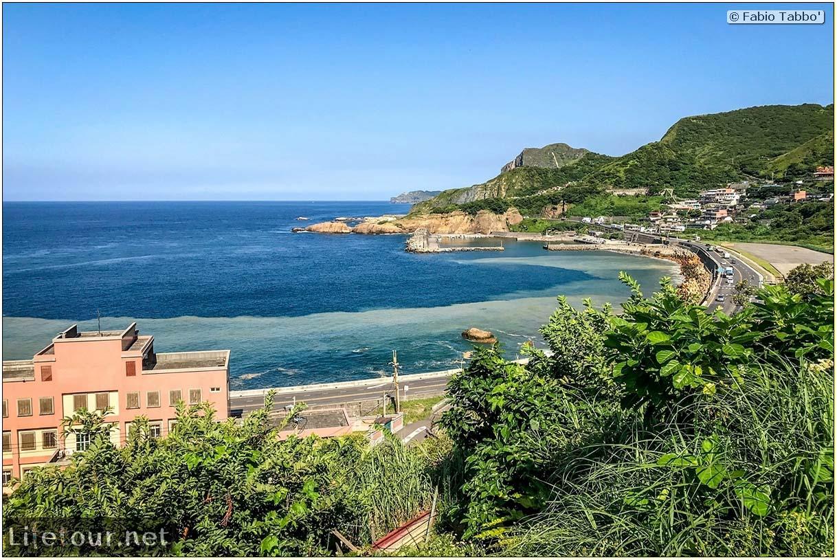 Taiwan 2018-Jiufen-YinYang Sea-84