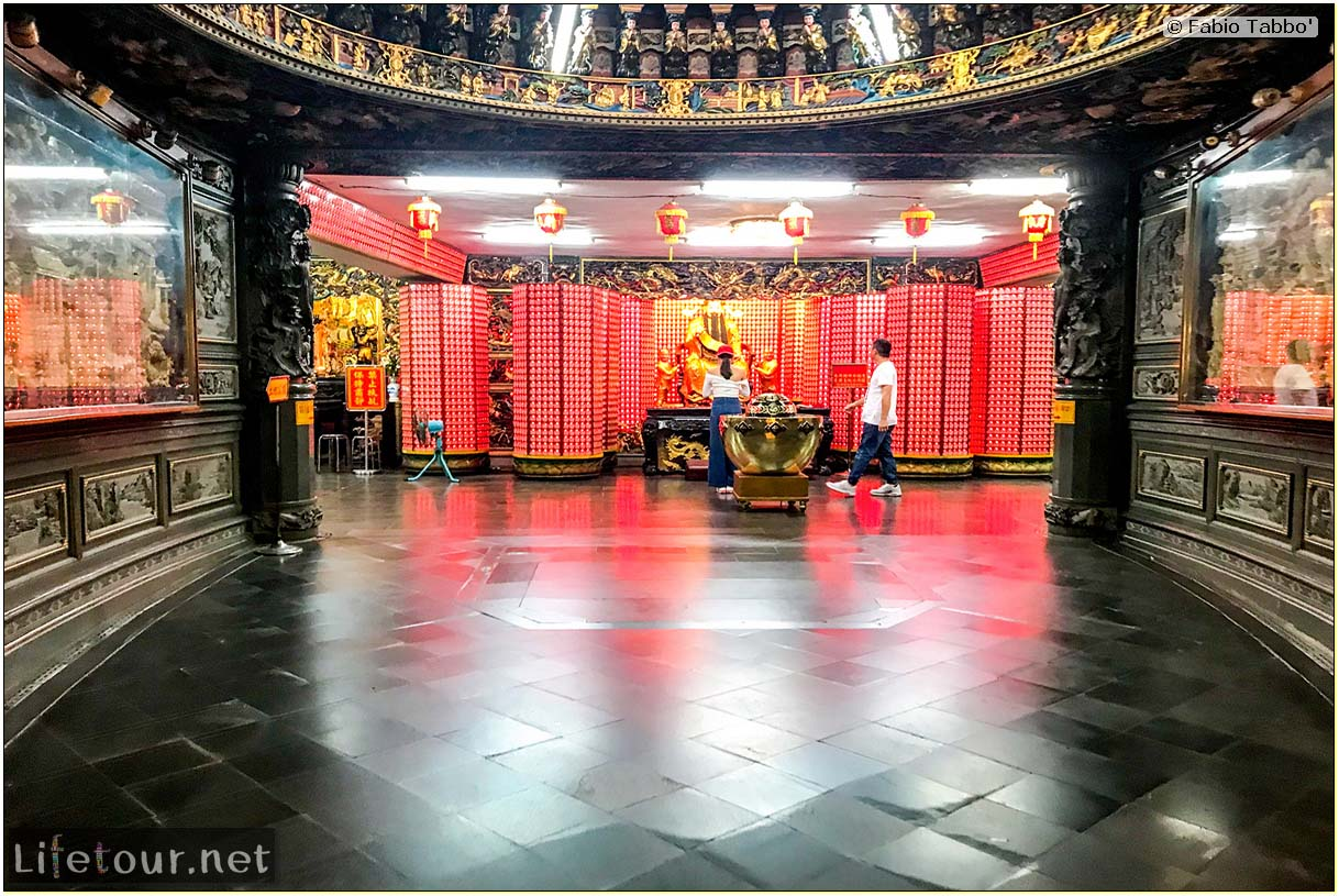 Taiwan 2018-New Taipei City-Guandu Temple-74