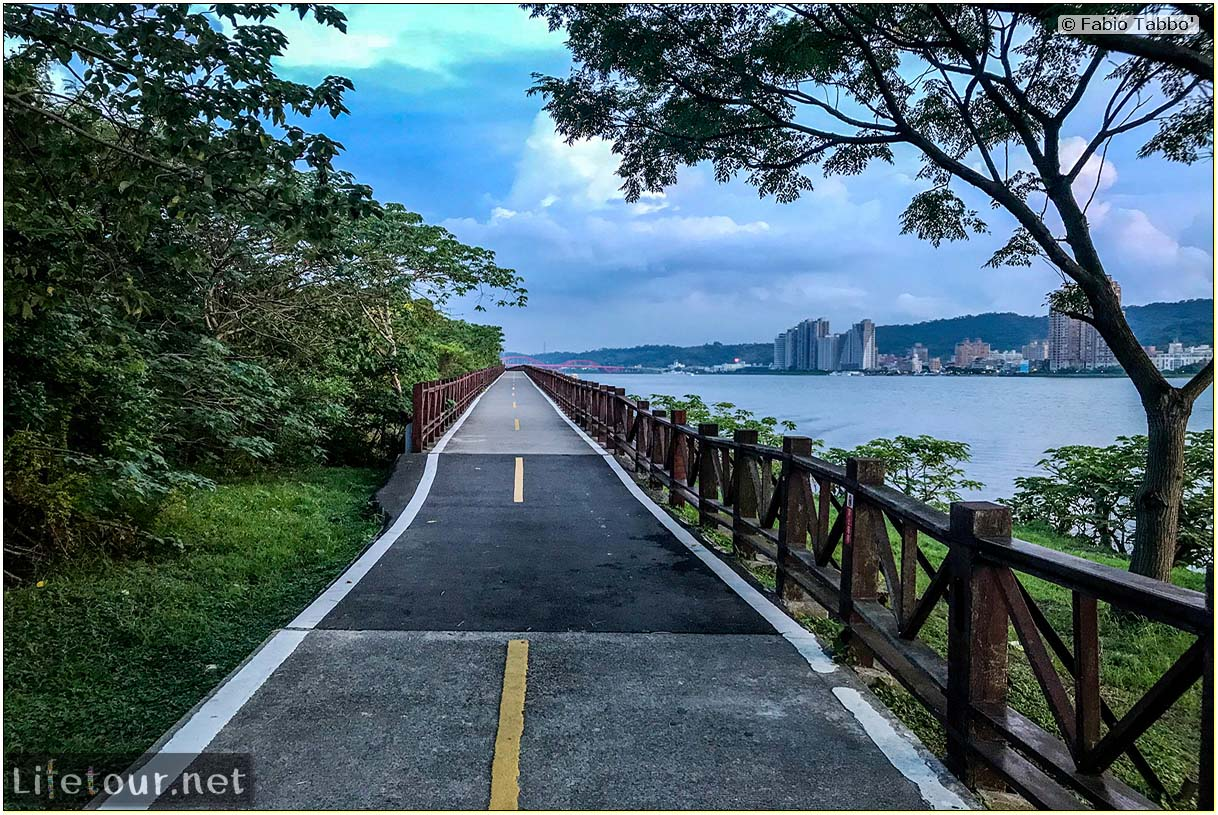 Taiwan 2018-New Taipei City-Hongshulin Mangrove Ecowalk-58