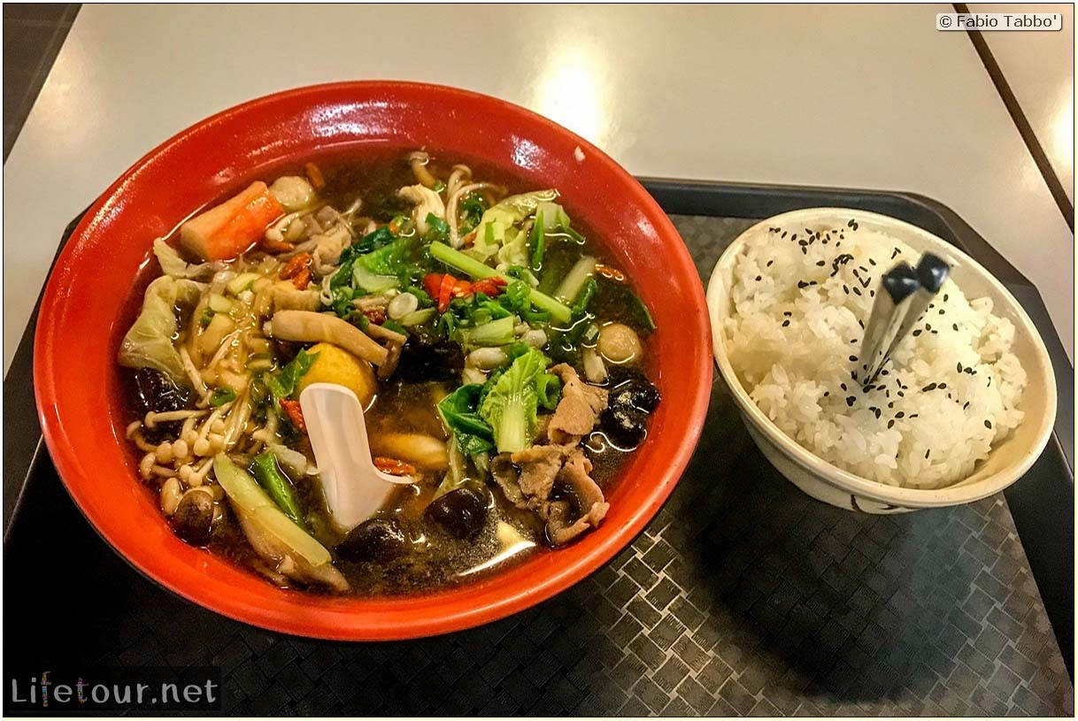 Taiwan 2018-New Taipei City-Tamsui old town-24
