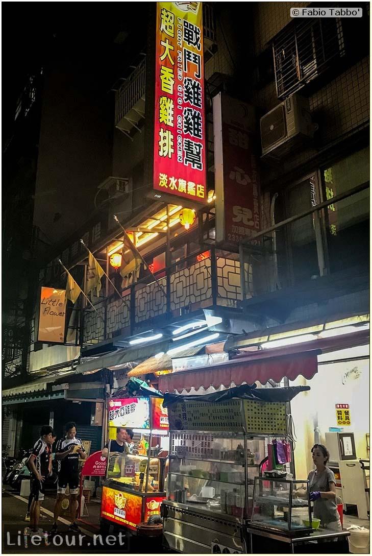 Taiwan 2018-New Taipei City-Tamsui old town-27