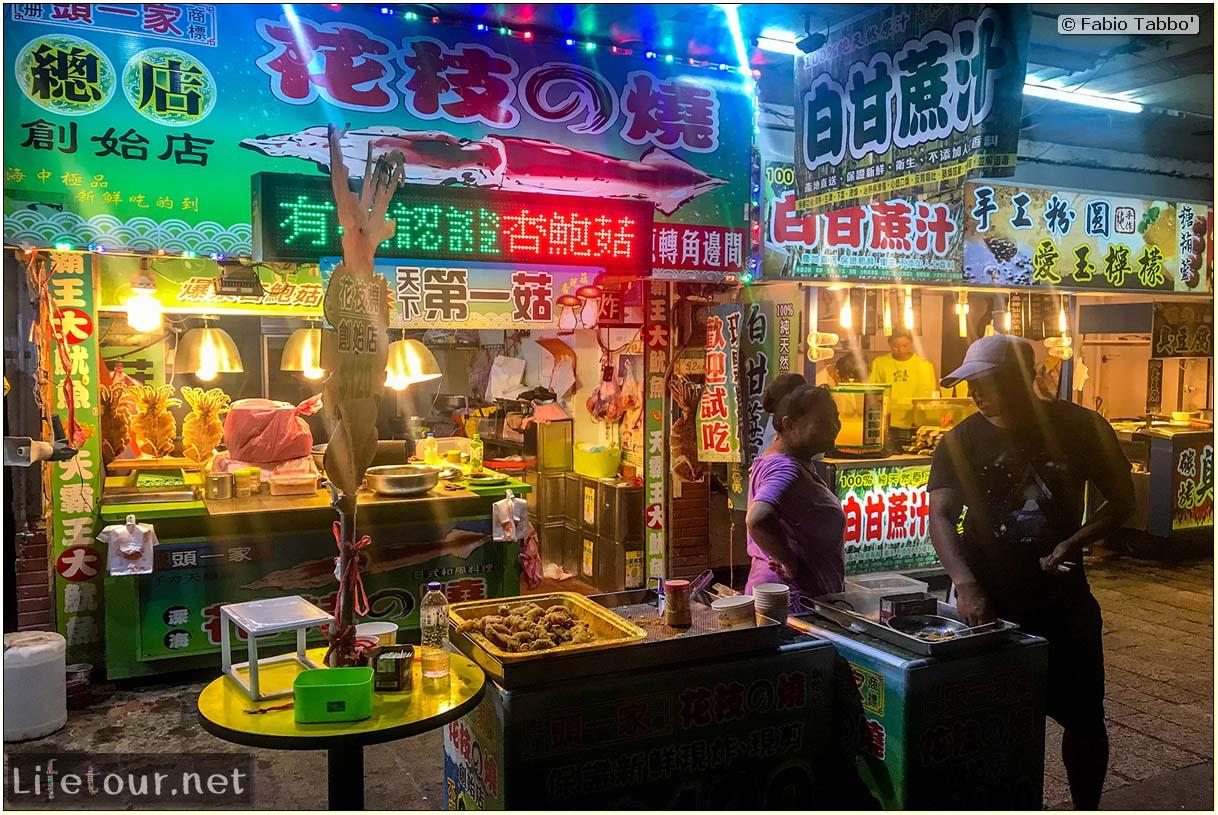 Taiwan 2018-New Taipei City-Tamsui old town-32