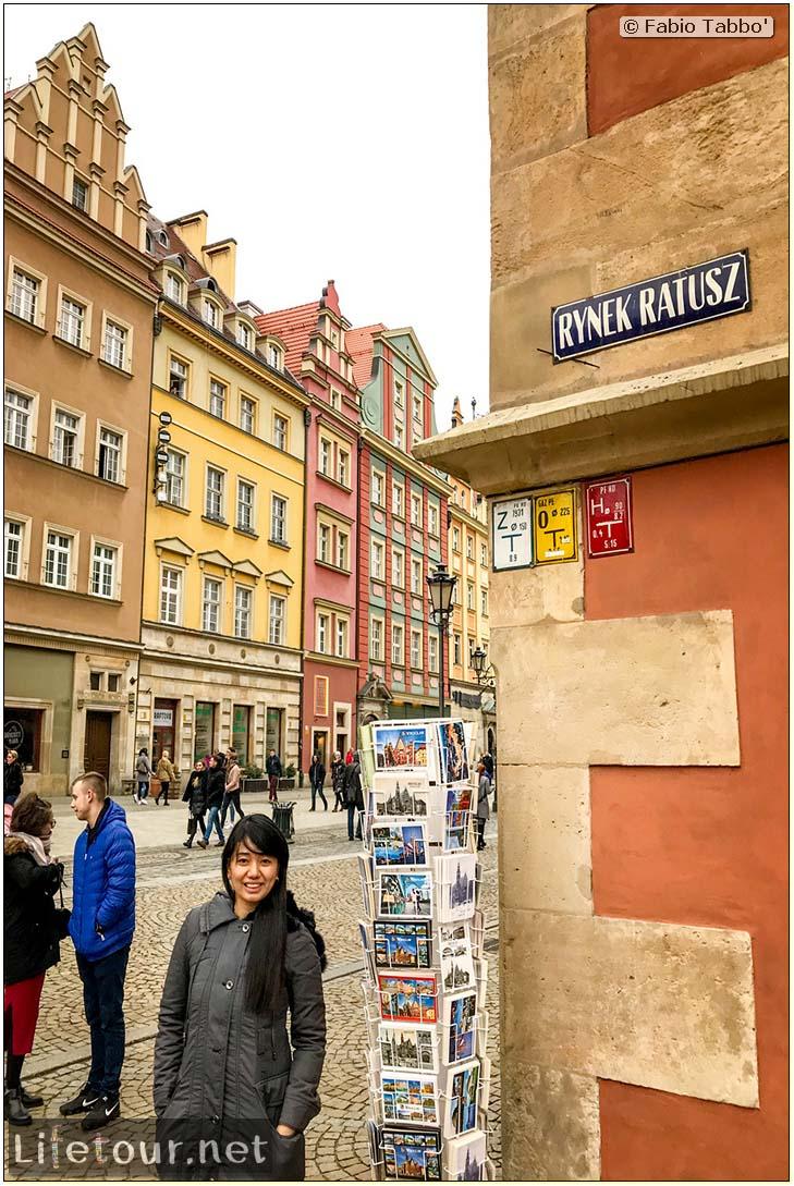 Poland-Wroclaw 2019 03-Rynek (Old Town)-17