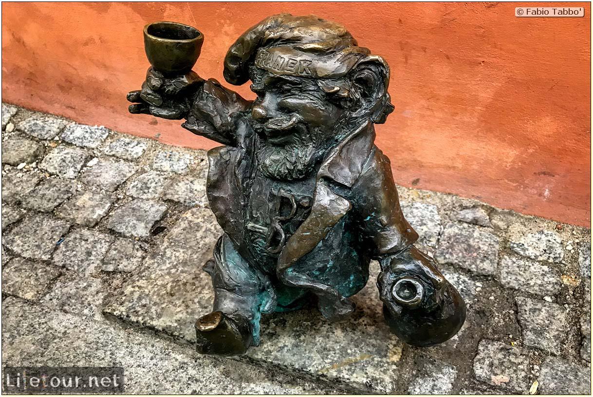 Poland-Wroclaw 2019 03-The Wroclaw gnomes-3