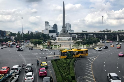 Thailand -Bangkok-Tourism-Victory Monument-18184 COVER