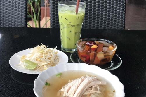 Thailand -Jomtien and Pattaya-Dining-Mae Sri Ruen restaurant-19105 COVER