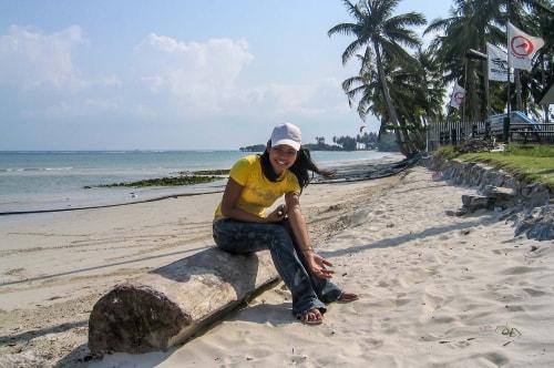 Thailand -Koh Samui-Laem Set-Laem Set beach-15713 COVER