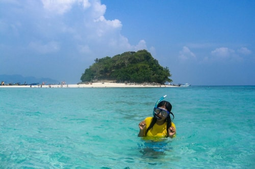 Thailand -Krabi-Four Islands tour-Beaches and snorkeling-15221 COVER