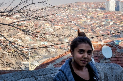Turkey-Ankara-Ankara-Castle-The-surrounding-slums-8038 COVER