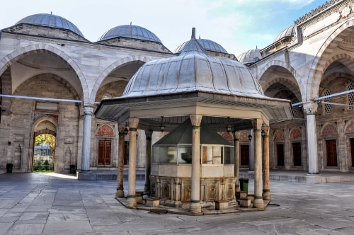 Turkey-Istanbul-Istanbul-Mosques-Sehzade-Mosquee-&-complex-3424 COVER