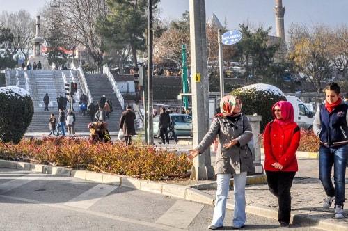 Turkey-Konya-Tourism-Alaeddin-Teppesi-7623 COVER