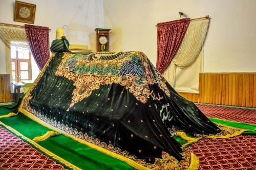 Turkey-Konya-Tourism-Konya-Mosques-Sems-i-Tebrizi-Camii-&-Tomb-7291 COVER