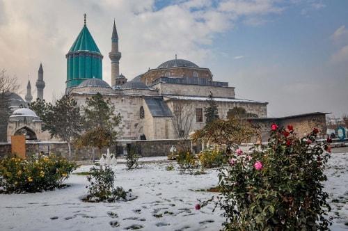 Turkey-Konya-Tourism-Mevlana-Museum-4107 COVER
