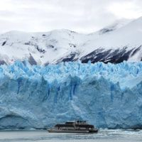 Glacier Perito Moreno - Southern section - Hielo y Aventura trekking - 6- return trip by boat cover2