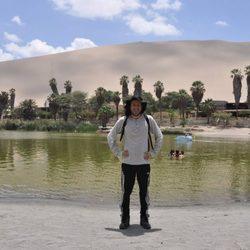 Peru-Huacachina